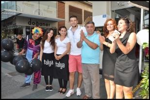 Talya Cafe Bistro- Nuri Alço, Fidan İlteray, Antalya TV, Muhabir Rüya Kürümoğlu (33)