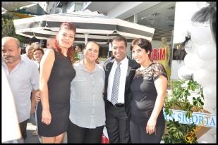 Talya Cafe Bistro- Nuri Alço, Fidan İlteray, Antalya TV, Muhabir Rüya Kürümoğlu (47)