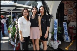 Talya Cafe Bistro- Nuri Alço, Fidan İlteray, Antalya TV, Muhabir Rüya Kürümoğlu (50)