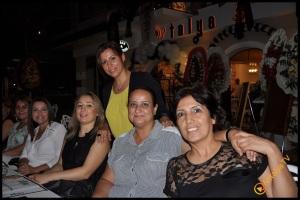 Talya Cafe Bistro- Nuri Alço, Fidan İlteray, Antalya TV, Muhabir Rüya Kürümoğlu  (64)