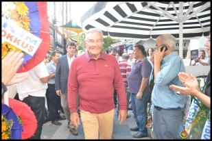 Talya Cafe Bistro- Nuri Alço, Fidan İlteray, Antalya TV, Muhabir Rüya Kürümoğlu (66)
