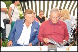 Talya Cafe Bistro- Nuri Alço, Fidan İlteray, Antalya TV, Muhabir Rüya Kürümoğlu (80)