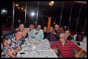 Yenikapı ve Kale içinde doğup büyüyenler Yazar Park Restaurant'da Biraraya geldiler.