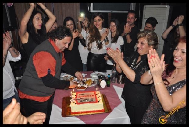 Cafe Corner Lara,  Aşiyan restaurant'da 20. Yılını Kutladı..