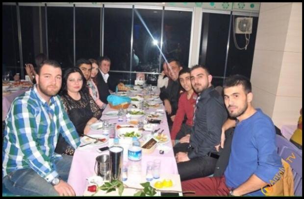 Deba Ayakkabı Kadir Batu,Talya Balık Evinde..