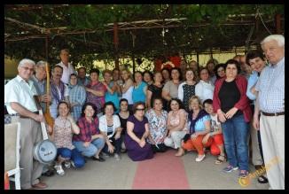 Atatcan Müzik Korosu, Efsane Köy Kahvaltısı Restaurant'da