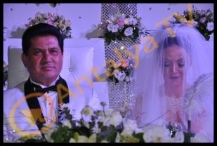 Kemer Belediye Başkanı Mustafa Gül ve Neşe Gül Evlendi..