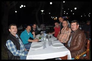 Tayfun Balık, Hayri Akça Ve Suzi İle Yaza Merhaba Dedi...