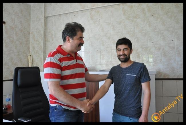 Antalya Gazeteci Mustafa Kahraman - Deniz Akgün