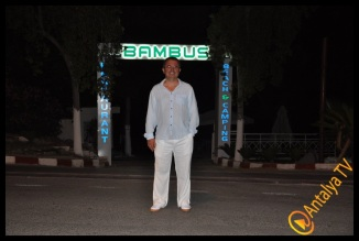 Bambus Beach Restaurant Açıldı.