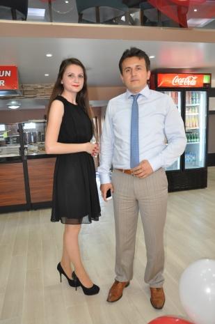 Isparta RÇ Çinar Restaurant Cafe Bistro Açıldı...Seda Çinar