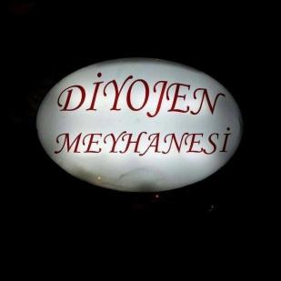 Diyojen Meyhanesi- Laz Kemal Örsoğlu