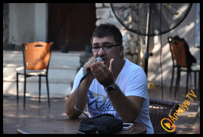 """Antalya'da ilk kez """"Müzisyenler Derneği Kuruldu"""""""