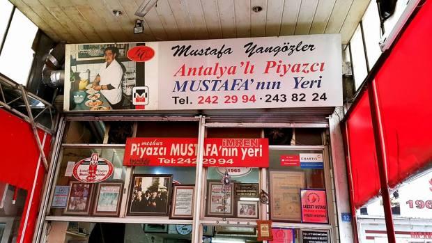 Meşhur Piyazcı Mustafa Antalya şiş köfte piyaz salonu (3)