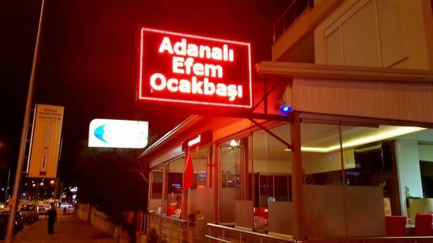 Antalya Efem Adanalı Ocakbaşı 0539 963 6162 Konyaaltı Arapsuyu Canlı Müzik (11)