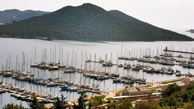 kaş kalkan doğal güzellikler manzara antalya kaş kalkan gezilecek yerleri (1) kaş marina