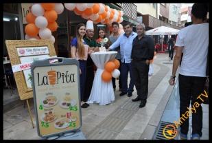 La Pita Açıldı