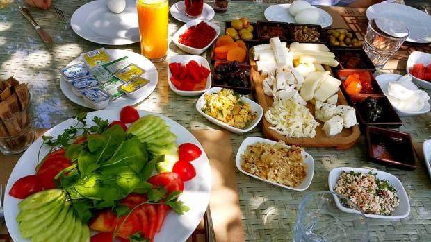 Alanya Kahvaltı Yerleri - 0242 513 5188 Muhtarın Yeri (Muhtar's Place) Alanya Kalesi (25)