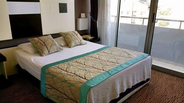 Antalya Blue Garden Hotel - 0242 2288900 antalya konyaaltı oteller denize sıfır otel antalya hotels (8)