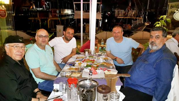 Ekici Restaurant - 0242 2484142 antalya kaleiçi yat limanı mekanlar restaurant bar balık evi (16)