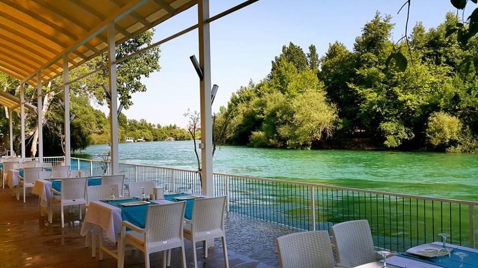 Melas Garden Restaurant Manavgat - 0532 435 3653 manavgat kahvaltı mekanları manavgat restaurant (10)