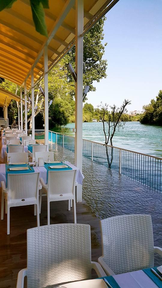 Melas Garden Restaurant Manavgat - 0532 435 3653 manavgat kahvaltı mekanları manavgat restaurant (19)