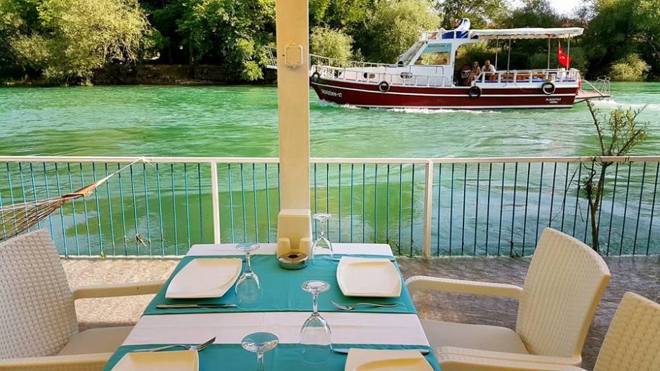 Melas Garden Restaurant Manavgat - 0532 435 3653 manavgat kahvaltı mekanları manavgat restaurant (4)