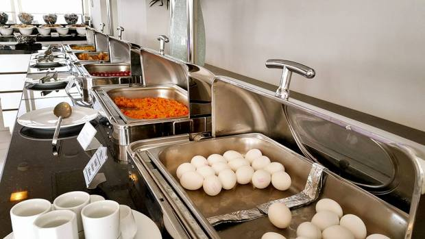 Antalya açık büfe kahvaltı 0242 228 8900 Blue Garden Hotel Antalya Şehir İçi Otelleri (29)