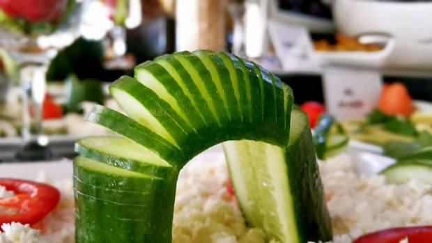 Antalya da açık büfe kahvaltı 0242 228 8900 Blue Garden Hotel Antalya Şehir İçi Otelleri (4)