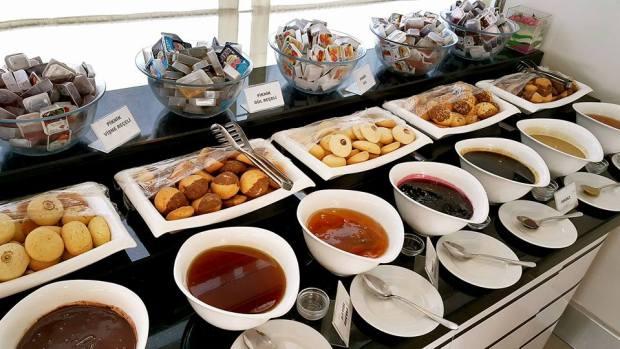 Antalya kahvaltı fiyatları 0242 228 8900 Blue Garden Hotel Antalya Şehir İçi Otelleri (15)
