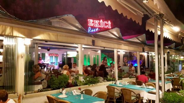 Ekici Restaurant - 0242 2484142 antalya kaleiçi yat limanı mekanlar restaurant bar balık evi (12)