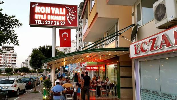 Uncalı Yemek Sipariş 0242 227 2627 -  Miray Konyalı Etli Ekmek Antalya Etli Ekmek Paket Servis (4)