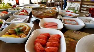 Antalya Kahvaltı Nasreddin Restaurant ta serpme kahvaltı (16)