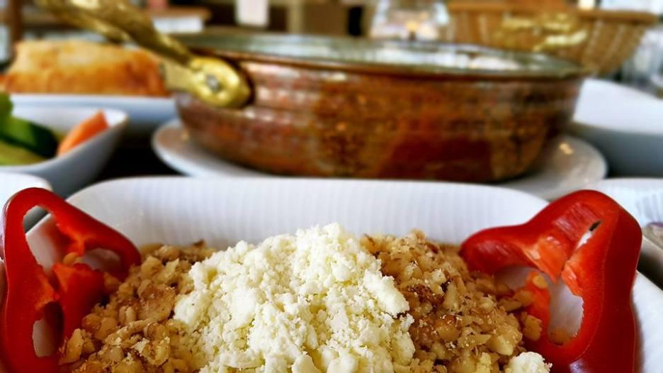 Antalya Kahvaltı Nasreddin Restaurant ta serpme kahvaltı (18)
