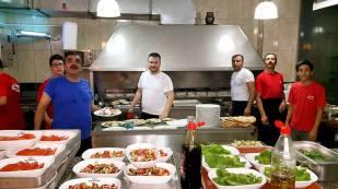 Şişçi Ramazan Uncalı 0242 228 8200 Restoranlar Konyaaltı Paket Servis Antalya Şiş Köfte Piyaz (18)