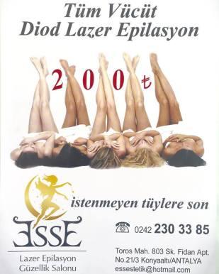 diod lazer epilasyon antalya