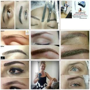 Makeup # profosyenel makyaj #sertifikalieğitim # kıltekniği #kalıcımakyaj #kadin #güzellik