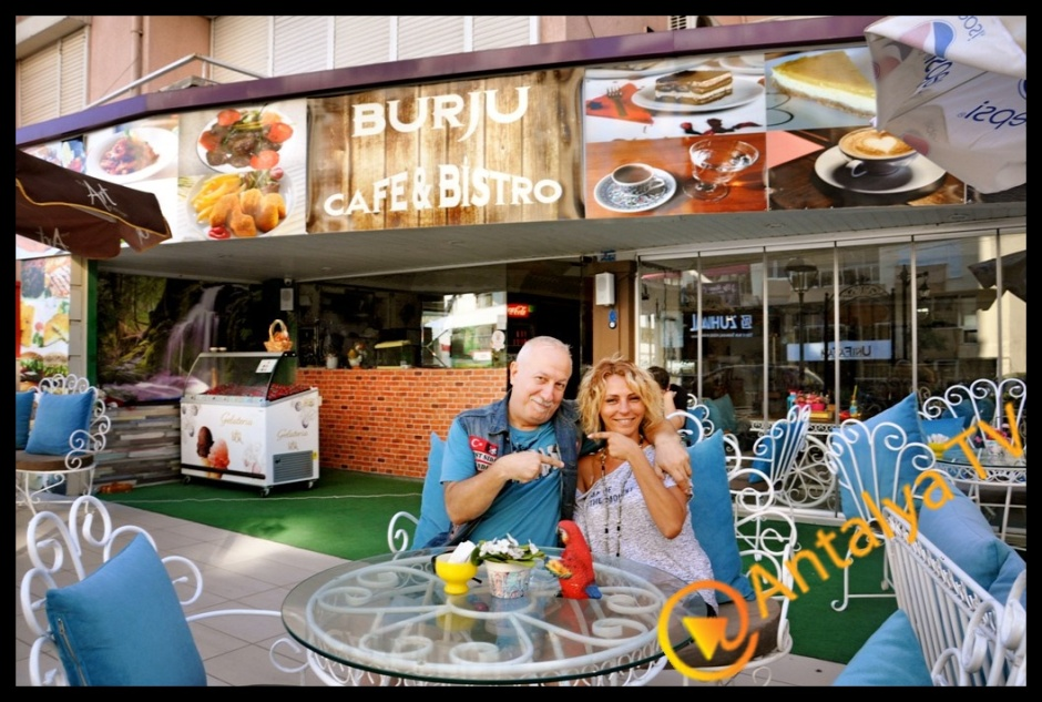 Burju Cafe Bistro- Kaan Erkam