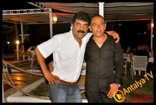 İzz Et Balık Restaurant'- Leyla Ertaş- Gülay Nacar- Hurşit Durmaz- Ali Purtul