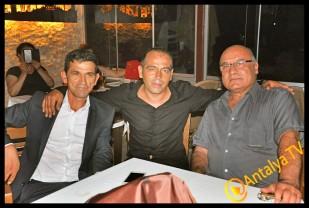 İzz Et Balık Restaurant'-Ali Kavcar- Ali Purtul