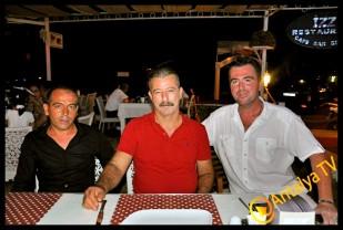 İzz Et Balık Restaurant- İzzet Tekin- İzzet Ünal- Ali Purtul