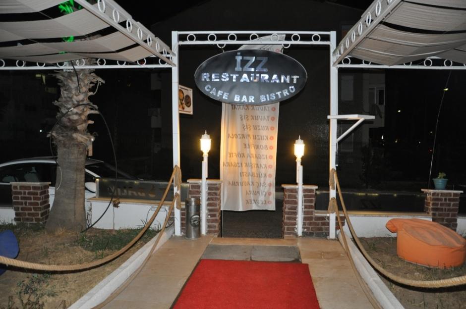 İzz Et Balık Restaurant, Açılıyor...
