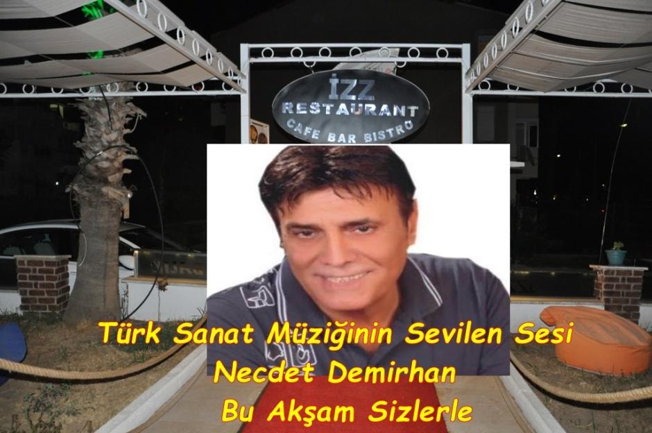 İzz Et Balık Restaurant Necdet Demirhan