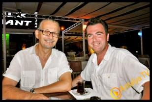 İzz Et Balık Restaurant - Udi Mümtaz Bayran- İzzet Ünal