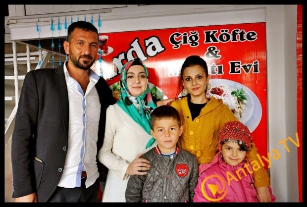 Arda Çiğ Köfte Mantı Evi Açıldı...