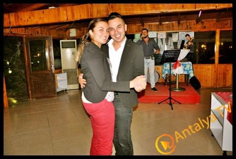 Marina Tesisleri- Antalya Solist Doğan Sabancı