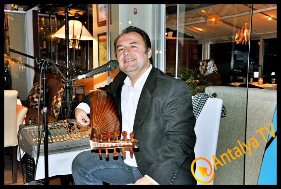 Antalya Udi Metin Vardar Nejat Balık'ta
