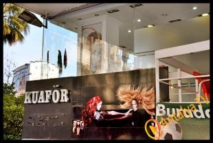Başkent Kuaför yeni yerinde yeni konsepti ile Üçkapılar'da