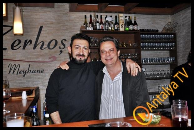 Zerhoş Meyhane Restaurant- Savaş Bal- Gürkan Gür