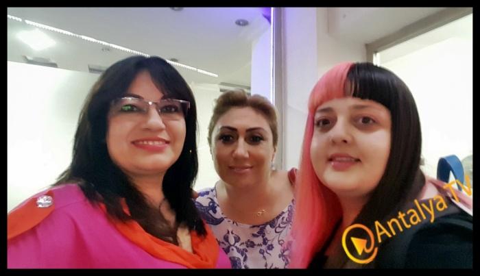 Başkent Kuaför'de İmkansız Diye Bir Renk Yok- Bade Su Ağaoğlu